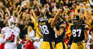 Former Iowa tight ends could be on Bills' radar