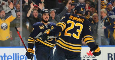 Sabres' Johansson is out through the weekend