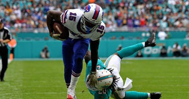 Bills blast Dolphins 37-20 to notch seventh win of the year