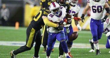 Bills-Steelers