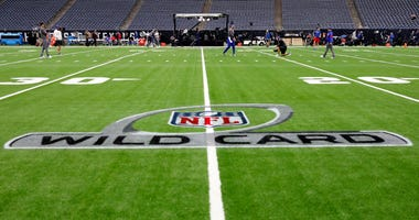 NFL Wild Card logo