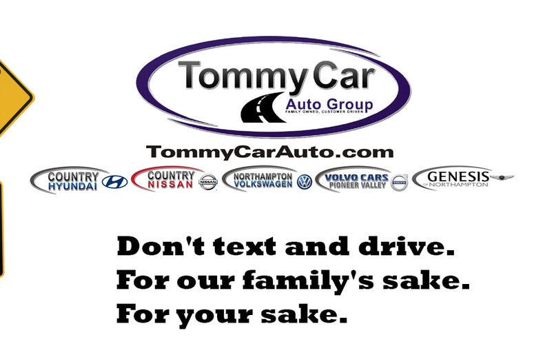 Tommy Car Text Drive