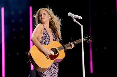 Maren Morris performs on stage for day 4 of the 2019 CMA Music Festival on June 09, 2019 in Nashville, Tennessee