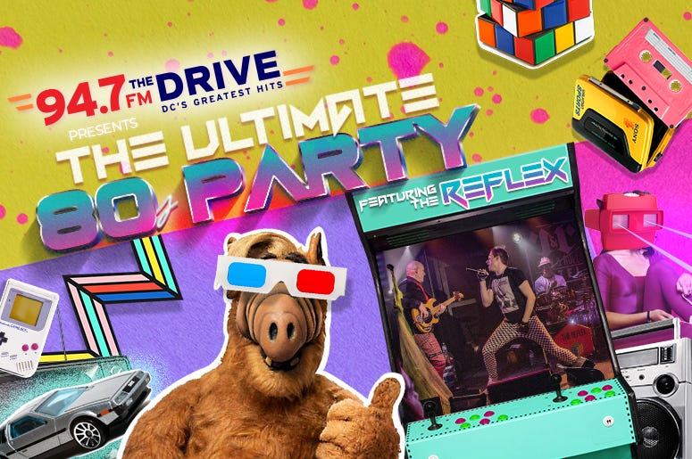 Ultimate '80s Party