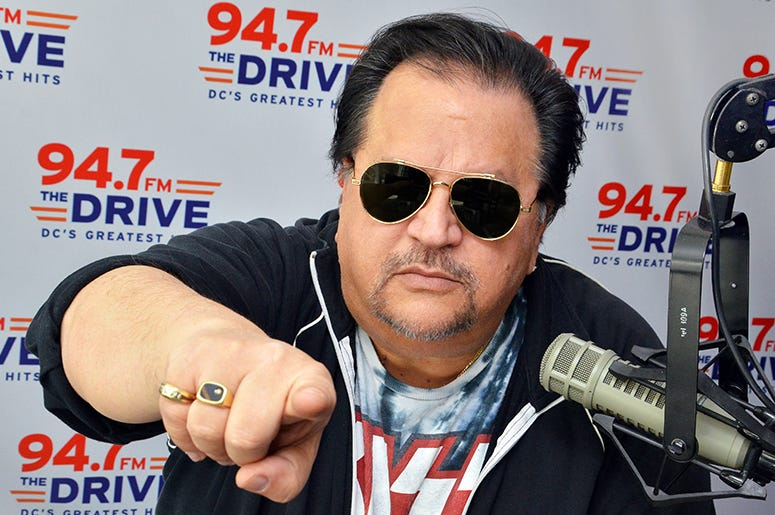 Albie Dee of 94.7 The Drive