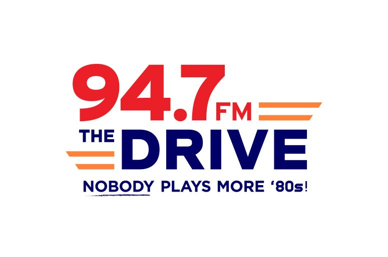 94.7 The Drive - Nobody Plays More '80s