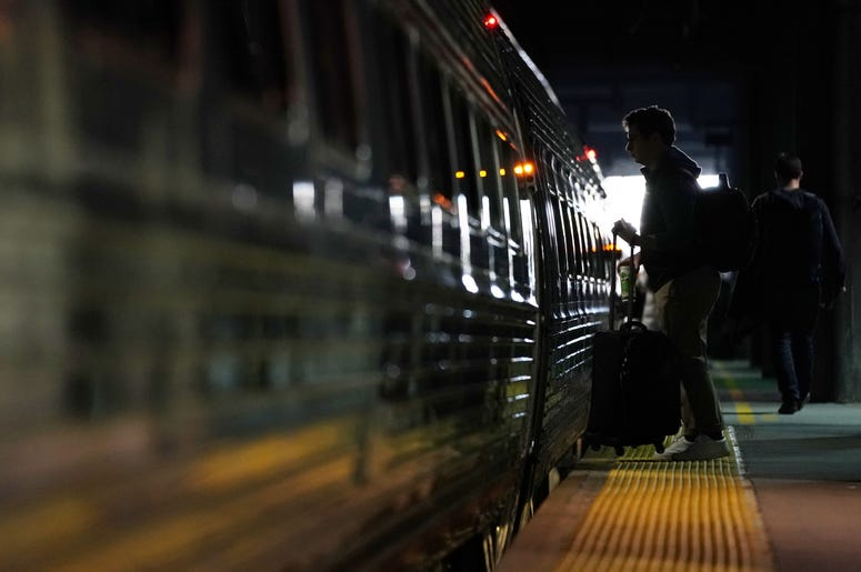 Amtrak is offing discounted long distance rides.