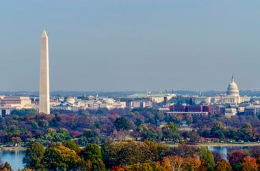 D.C. is one of the least lazy cities in the U.S., according to a study.