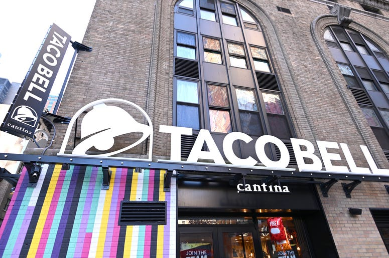 Taco Bell Cantina is causing serious mixed feelings.