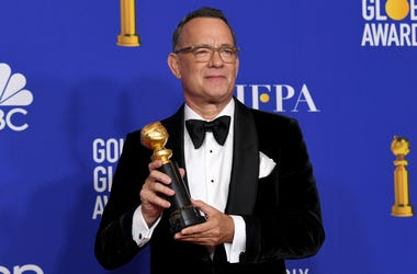 Hanks was a highlight of the night.