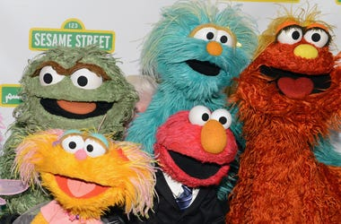 Sesame Street wants to help parents.