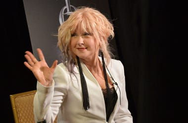 """Cindy Lauper is collaborating with Jane Lynch on Netflix show similar to """"Golden Girls""""."""