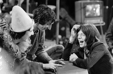 """Rolling Stones are reissuing a remasterd version of """"Rock and Roll Circus."""""""
