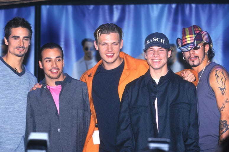 Backstreet Boys are coming to the DMV.