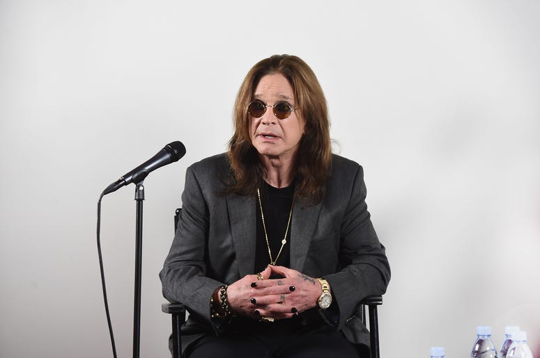 Ozzy Osbourne Postpones Tour Dates Until 2020.