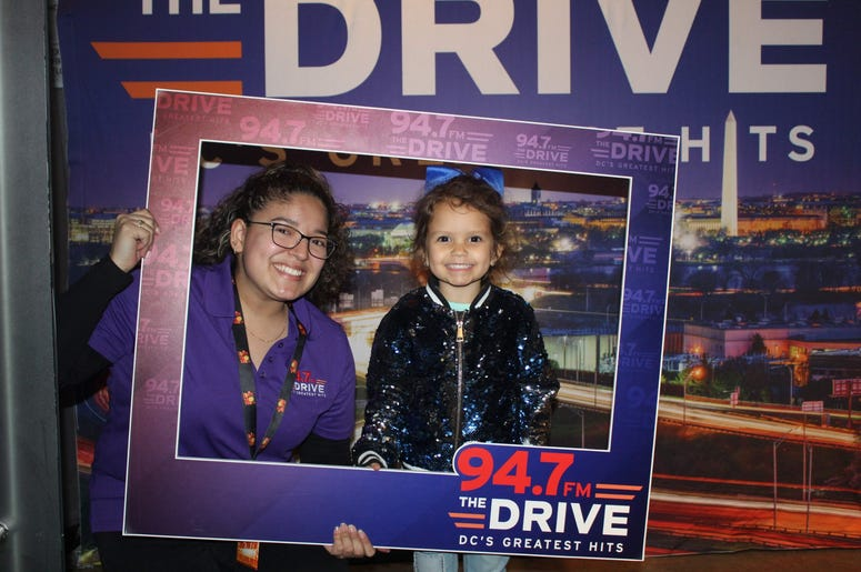 The Drive's Ultimate '80s Party was a blast.