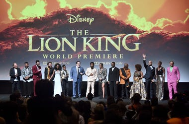 The Lion King killed it at the box office.