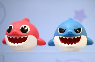 """""""Baby Shark"""" cereal will be headed to your local grocery store."""