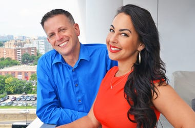 The Morning Drive with Jason Kidd and Corinna Delgado