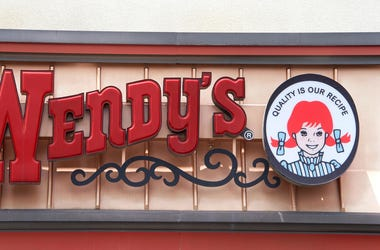 Wendy's fast food restaurant