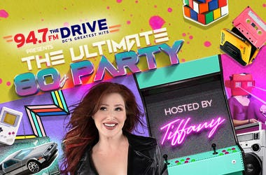 The Drive 80s Party