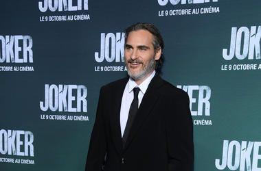 Joaquin Phoenix plays the Joker in the upcoming film.