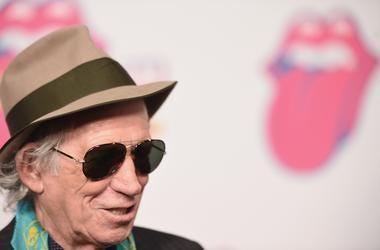 Keith Richards turns 76.