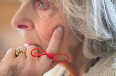 A drug can deminish psychosis symptoms of those with dementia.