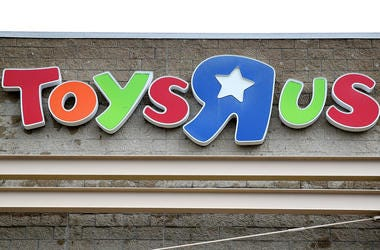Toys R Us may be revived online.
