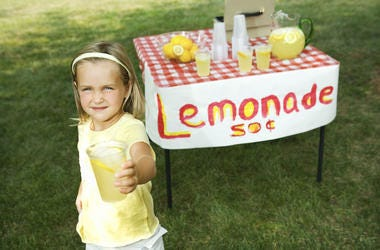 D.C. council is lookng to lift legal requirements for lemonade stands.