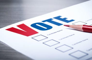 Rockville introduced a new way to vote.