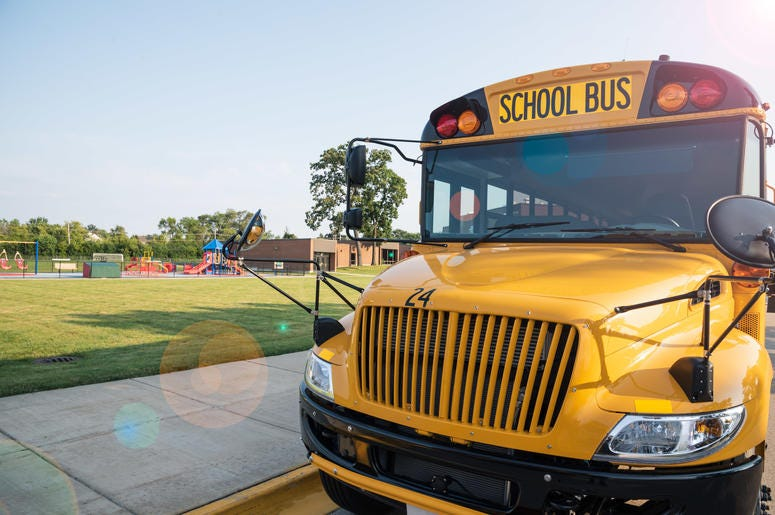 School buses are being recalled in Montgomery County.