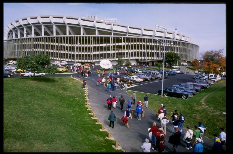 The Fields at RFK Stadium will open June 8.