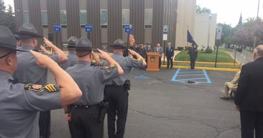 Pa. State police no longer sending troopers to some calls