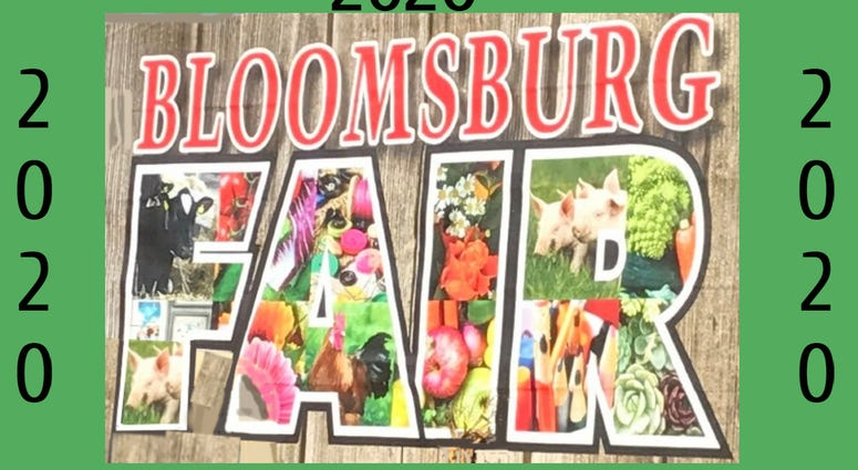 2020 Bloomsburg Fair, Canceled