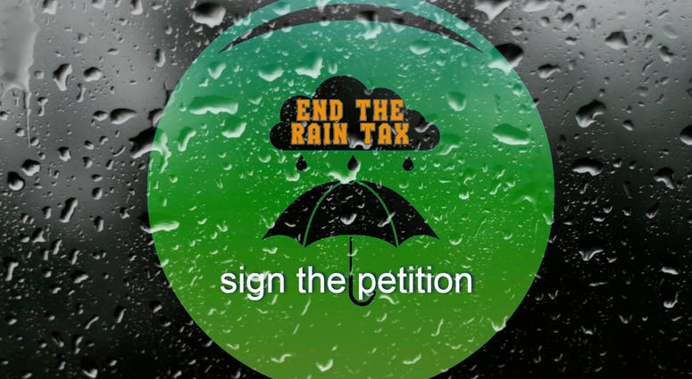 End the Rain Tax!