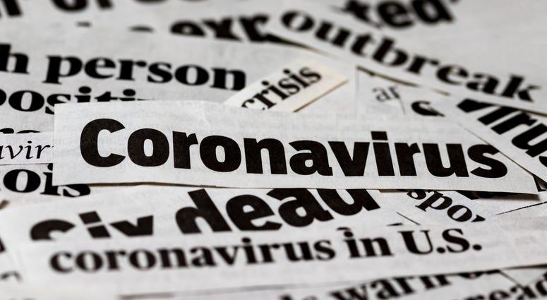 Coronavirus News Clippings