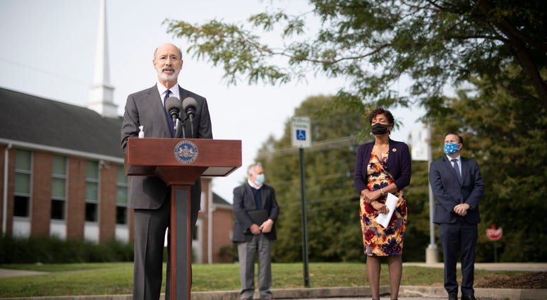 Governor Wolf Announcement