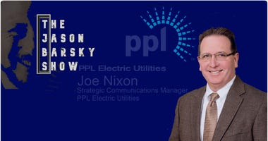 PPL spokesperson Joe Nixon