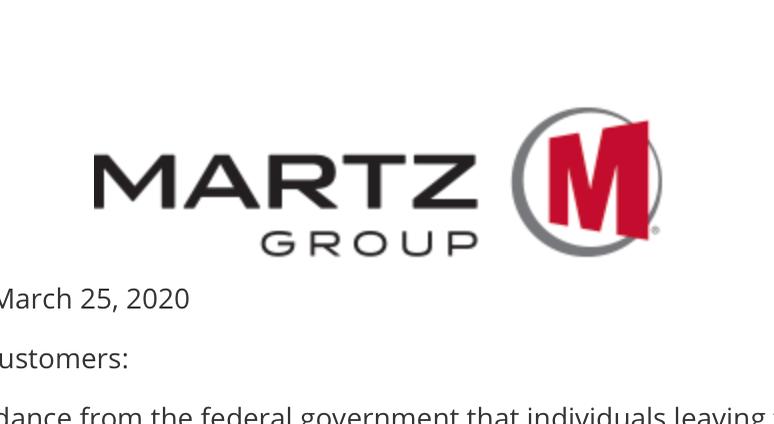 Martz letter