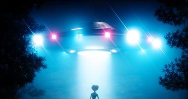 Alien rendezvous