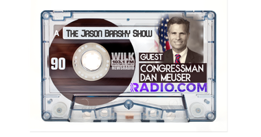 Congressman Dan Meuser on the Jason Barsky Show