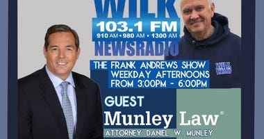 Attorney Dan Munley on the Frank Andrews Show
