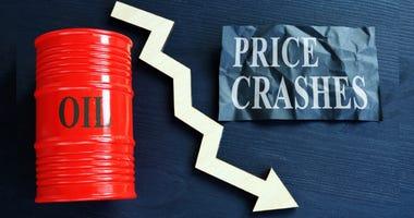 Oil Prices Crash