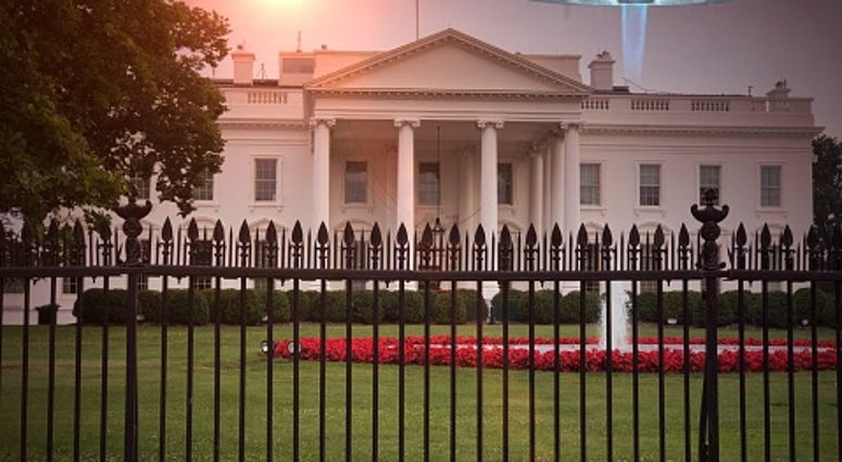 UFO White House