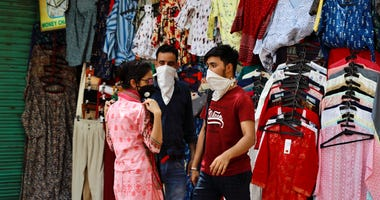 India cautiously opens up even as coronavirus cases rise