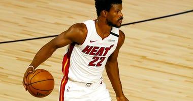 Butler misses Heat practice, teammate hints he's isolating