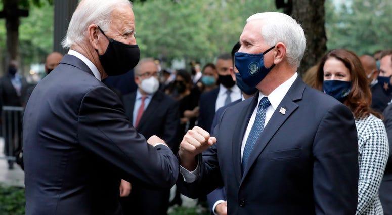 The Latest Relatives Trump Biden Gather To Mark 9 11 Wilk Fm