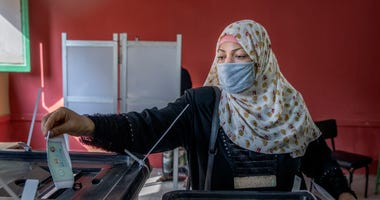 Egypt's parliamentary vote likely to tighten leader's grip