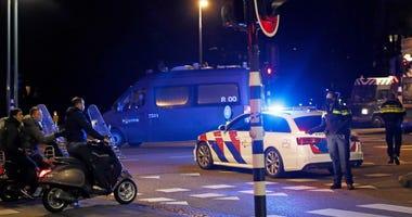 131 arrested on 'calmer' night during Dutch virus curfew
